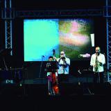 Colombia y Malí, una faena musical de Jazz a la Calle