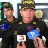 En video   Policía recibió herida cerca a la ceja que no le comprometió el ojo: general Alarcón
