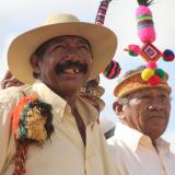 El palabrero wayuu José Manuel Pana Epieyu.