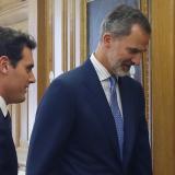 El rey español constata el bloqueo y no nomina a ningún candidato para formar gobierno
