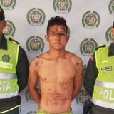 Luis David Sánchez, señalado homicida.