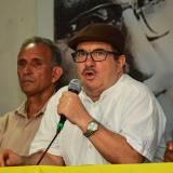 El presidente del Partido Farc, Rodrigo Londoño, 'Timochenko'.