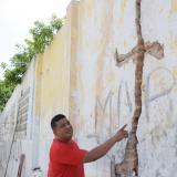 Alerta por posible colapso del antiguo matadero de Soledad