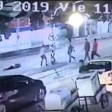 Video revela un  grave accidente en la Murillo