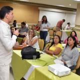 Benjamín Collante, director del ICBF Regional Atlántico, explica el nuevo esquema.