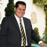 El economista barranquillero Henry Amorocho Moreno.