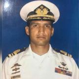 El capitán de corbeta Rafael Acosta Arévalo, muerto bajo arresto.