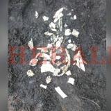 Estos son los restos que encontraron en trocha de Juan Mina