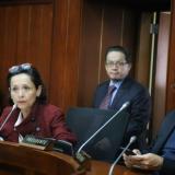 La directora de la Unidad de Búsqueda de Desaparecidos, Luz Marina Monzón.