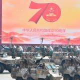China exhibe sus nuevas armas de superpotencia global