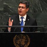 EEUU acusa al presidente de Honduras de recibir millones del 'Chapo' Guzmán