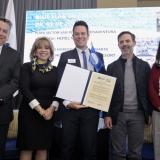 Tres playas de la Costa entran al 'club ambiental'
