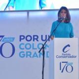 Lo que pasó con Aida Merlano es totalmente inaceptable: vicepresidenta
