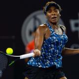 Venus Williams cae en la primera ronda del Torneo de Tianjin