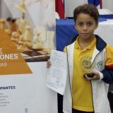 Orlando David Borré, ajedrecista barranquillero.
