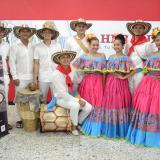 El Festival de Gaitas de Ovejas, Sucre, arranca con invitados internacionales