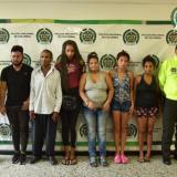 Los capturados por explotación sexual de menores en La Guajira y su rol en la organización