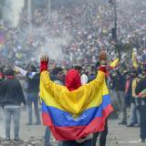 Gobierno de Ecuador se 'muda' a Guayaquil por protestas