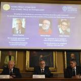 Tres cosmólogos ganan Premio Nobel de Física