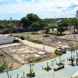 Finaliza demolición de predios para construcción de megaplaza en Soledad