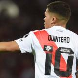"""""""Estoy muy motivado para lo que  se viene"""": Juan Fernando Quintero"""