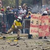 En video | Quito arde en medio del toque de queda