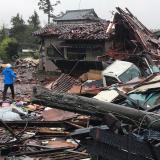 En video | Al menos cuatro muertos y competiciones deportivas anuladas por tifón en Japón