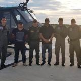 Entregan helicóptero para reforzarla seguridad de La Guajira