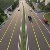 Luz verde a 3,6 km de doble calzada en la vía Barranquilla-Ciénaga