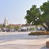 En la remodelación de la Plaza Alfonso López se invirtieron $8.300 millones.