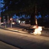 Panorama del apagón en Sucre.