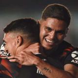 Juanfer Quintero se destaca en el empate de River Plate ante Arsenal de Sarandí