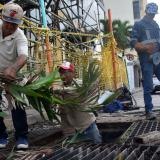 """""""Se han recogido cerca de 900 toneladas de basuras de las rejillas de desagüe"""": ADI"""