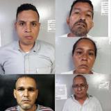 De los cinco presuntos 'Casa sola', solo uno está preso