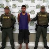 Víctor Negrete, alias 'Nucita', capturado.