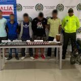 """En video   """"Utilizaban la venta de dulces para distribuir drogas en la Universidad"""": Policía"""