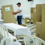 Trashumancia y violencia política, otros dos riesgos en la jornada electoral de mañana
