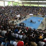 Estudiantes de UA votan paro tras tensa jornada