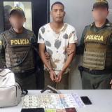 Carlos Mario Cardona Díaz, capturado.