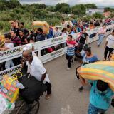 La ONU advierte que crisis de refugiados venezolanos se agravaría en 2020