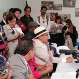 Indígenas convocan una movilización contra la violencia