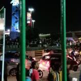 En video | Disturbios en el parque Muvdi dejan un lesionado por arma de fuego