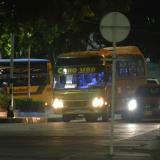 En servicio cinco rutas de buses para 32 mil habitantes