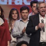 Los Fernández tendrán la fórmula presidente y vicepresidente.