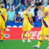 El Barcelona se estrella ante el Levante