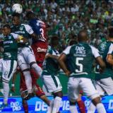 El partido entre el Deportivo Independiente Medellín y el Deportivo Cali resultó emotivo y vibrante.
