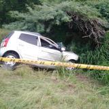 Accidente entre automóvil y bus en la vía Barranquilla-Ciénaga deja un muerto