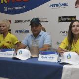 Francis Zylberblum, Mónica Schraer, José Luis Álvarez y Cindy Durán.