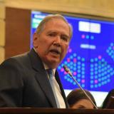 Guillermo Botero, ministro de Defensa de Colombia.