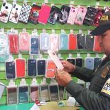 Policía y Dian decomisan contrabando en establecimientos de Barranquilla